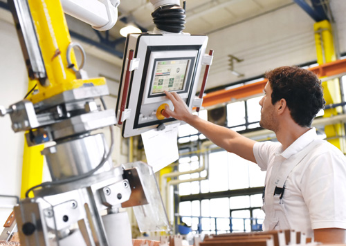 Building reliable visualization and control for industrial edge applications