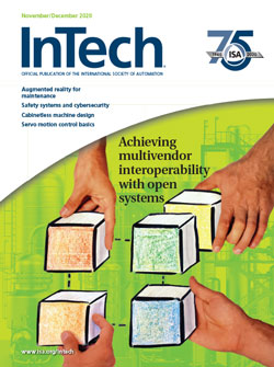 InTech Print Magazine Archive