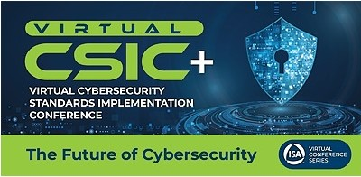 Virtual Cybersecurity Standards Implementation Conference+ (CSIC+)