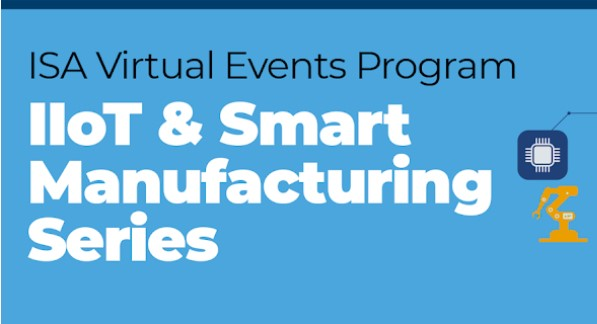 Virtual IIoT & Smart Manufacturing Conference