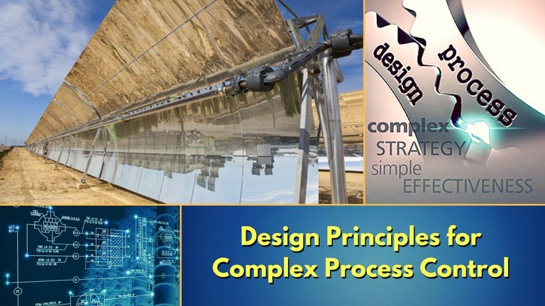 Design principles for complex process control